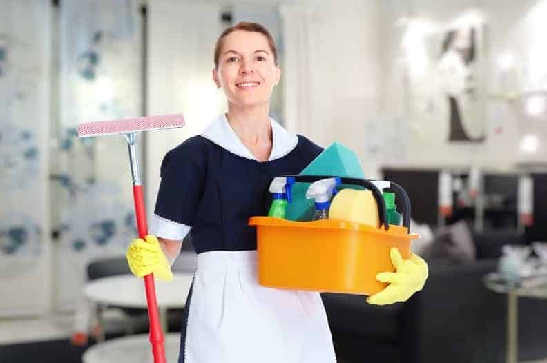 Eh Maids House Cleaning Service Bathroom Cleaners