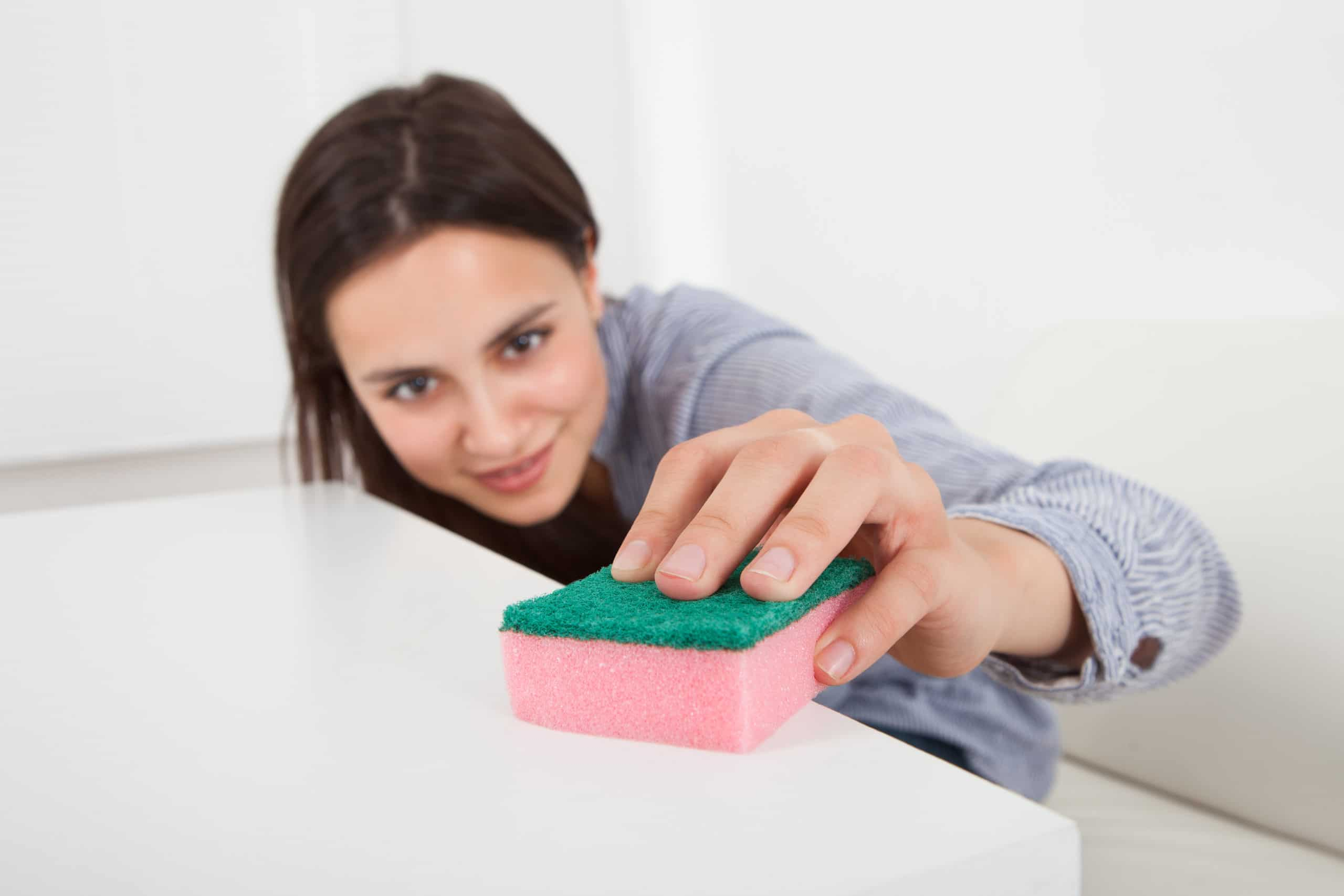 How often should a cleaning lady come