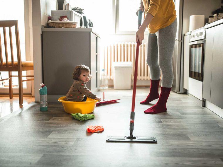 eh maids mop